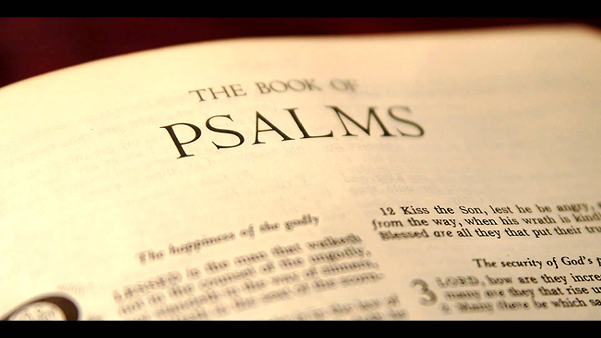 Psalm 23-Give Me My Life Back!