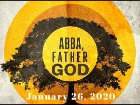Abba, Father!